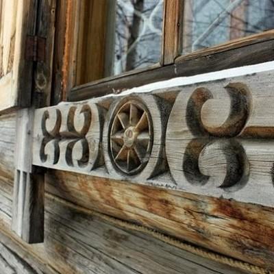 Как наши предки создавали дом-оберег