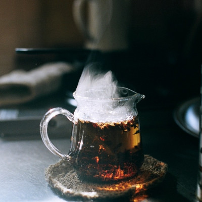 О травяных согревающих чаях