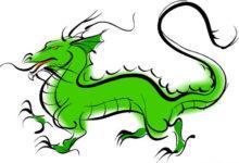 Дракон в китайской астрологии