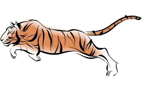 Тигр в китайской астрологии
