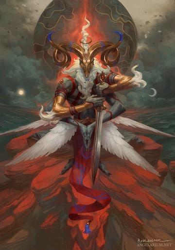 Ангелы знаков Зодиака и их символы
