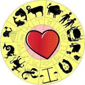 Влюбленные знаки Зодиака
