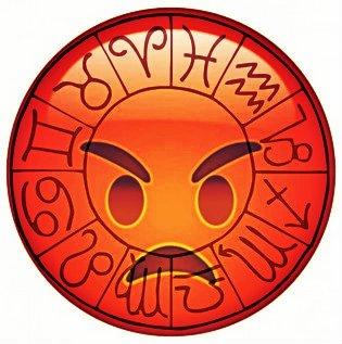 Причины злости знаков Зодиака