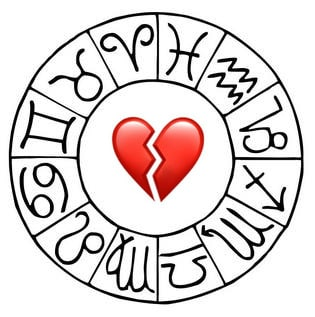 Как знакам Зодиака лучше всего справляться с разбитым сердцем
