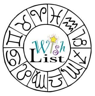 Новогодний список желаний знаков Зодиака