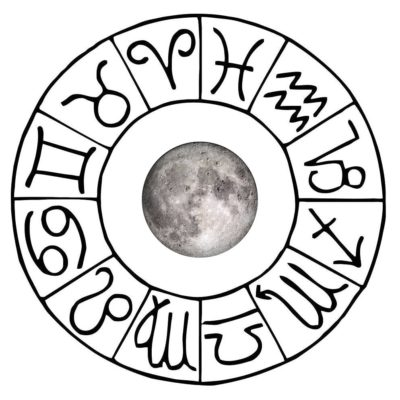 О лунных знаках Зодиака